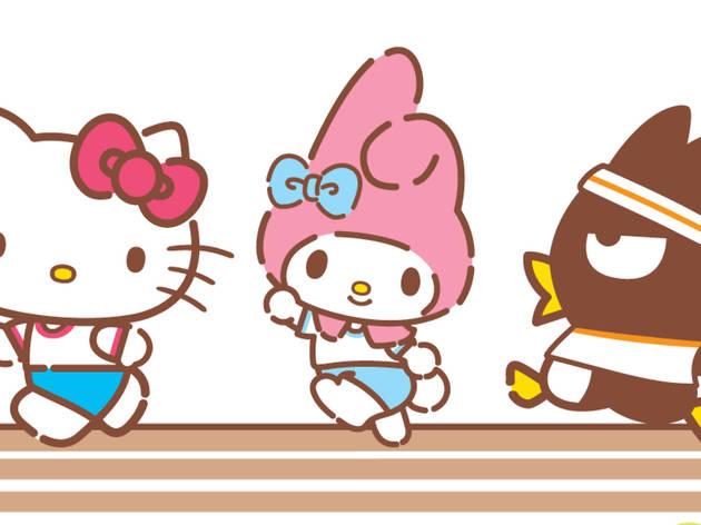Hello Kitty and Friends Fun Run 2020