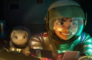 Más allá de la Luna la nueva película animada de Netflix