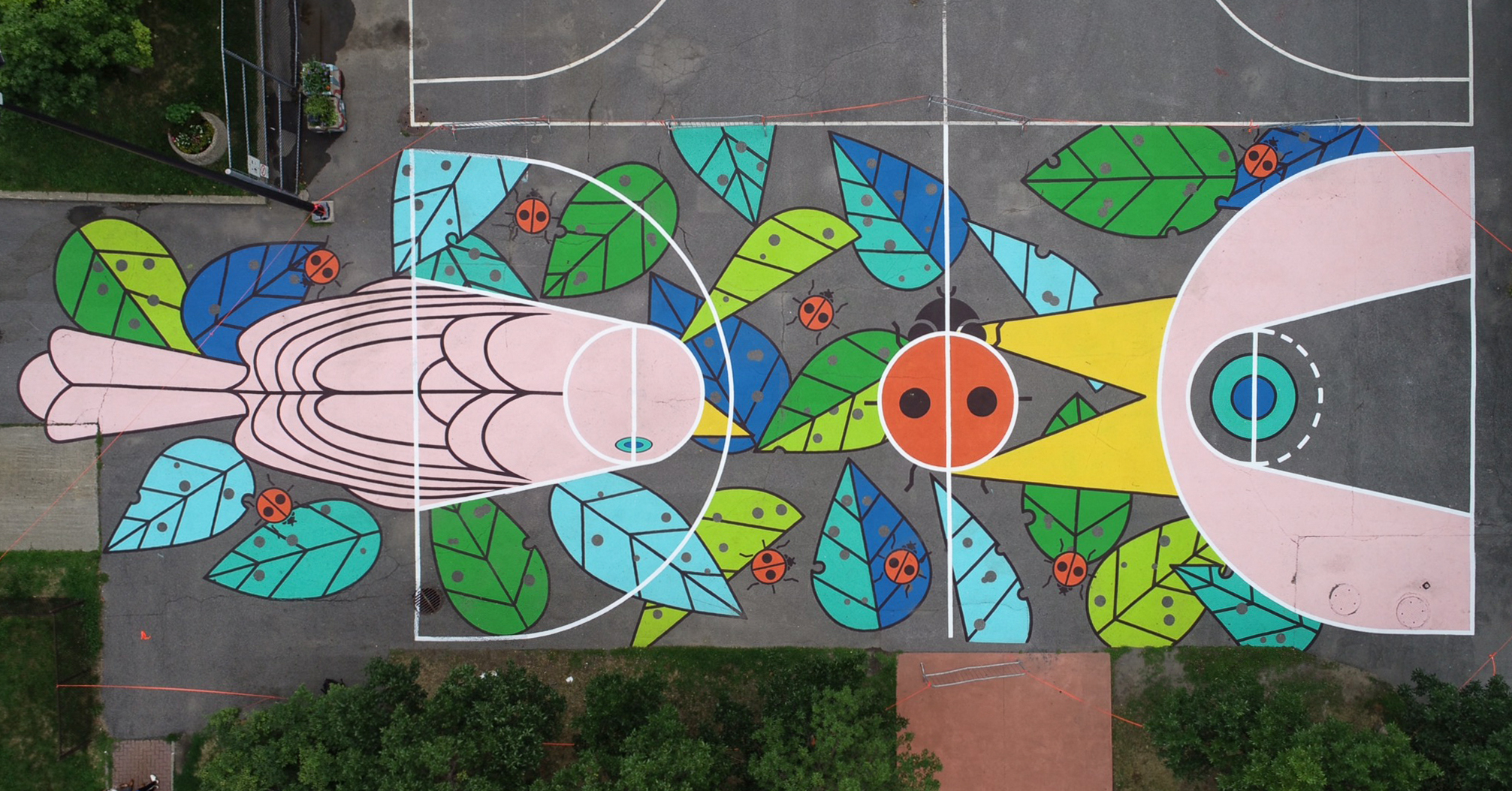 How Montreal is becoming one giant open-air gallery, one mural at a time