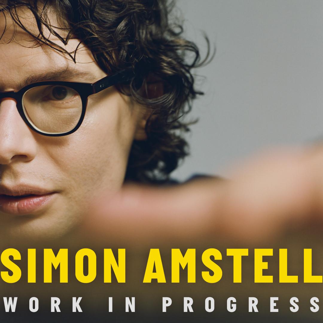 Simon Amstell, Bridge Theatre, 2020