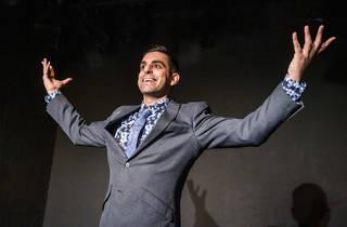 Osman Baig, Fake News, 2020, Bridge Theatre