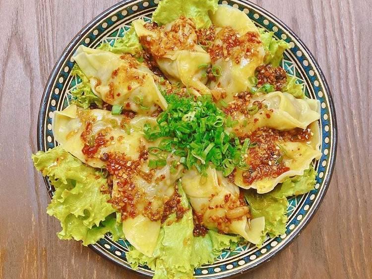 Dumplings at Restaurant Aisyah