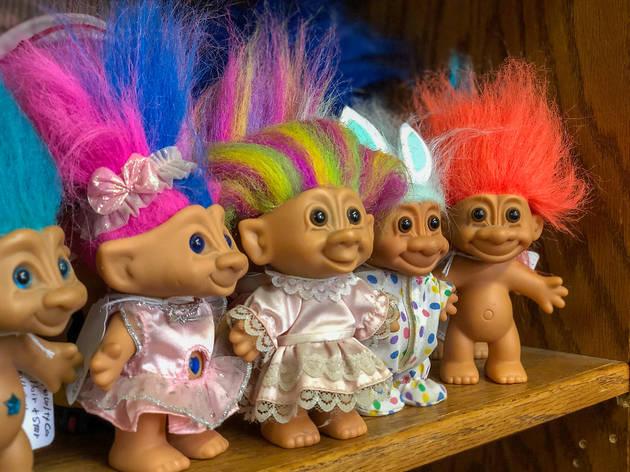Abre la primera tienda del mundo de Trolls en Barcelona