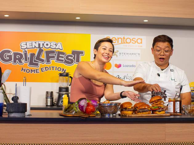 Sentosa GrillFest 2020