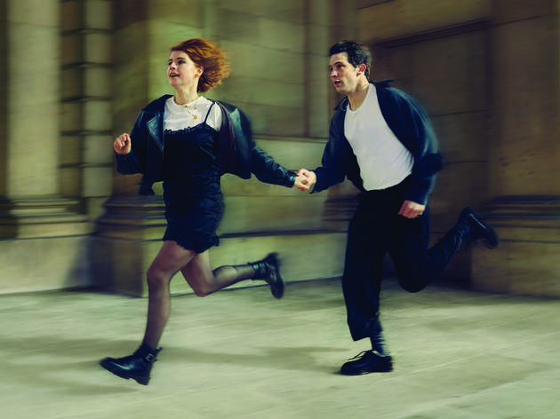 Jessie Buckley and Josh O'Connor, Romeo & Juliet