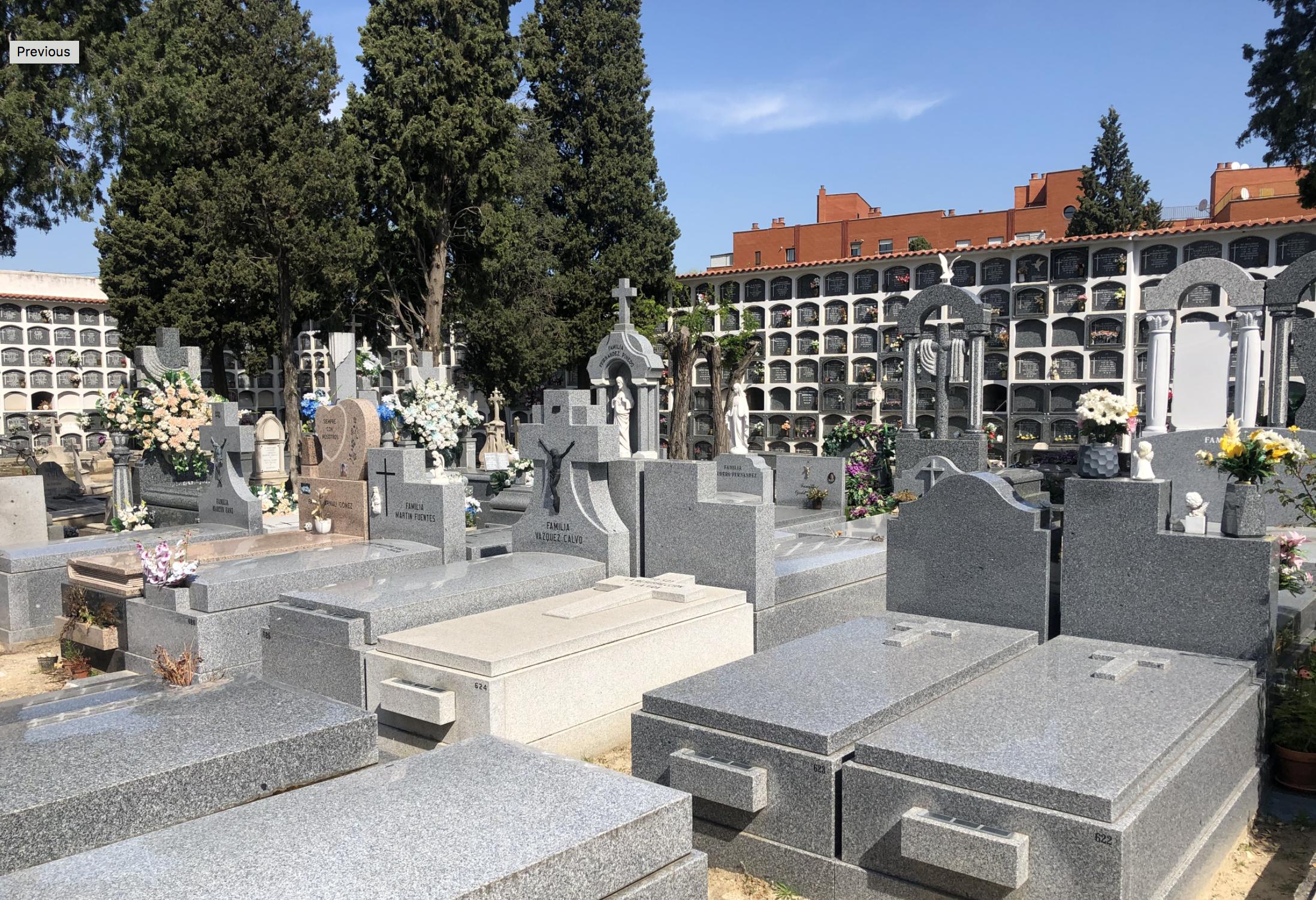 Cementerio Sacramental de San Lorenzo y San José