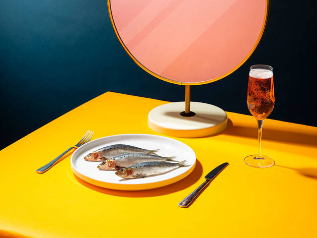 The fine art of solo dining