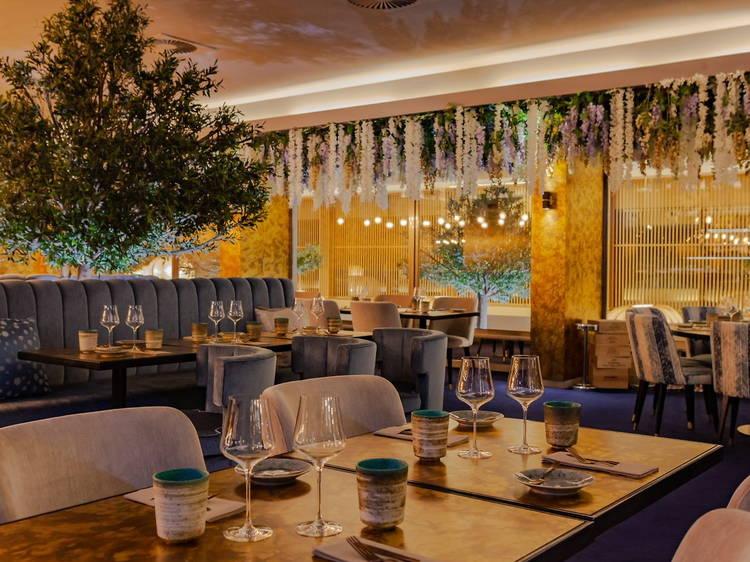 Jantar assustador no VidaMar Resort Hotel Algarve