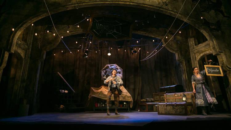 El Hilador en Teatrix