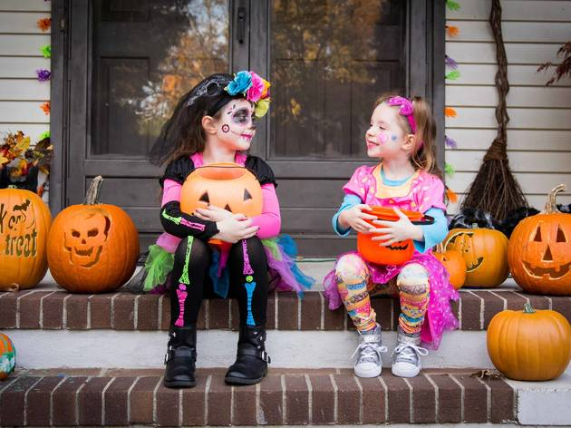 New York State releases Halloween guidelines and trick or treating raises red flags
