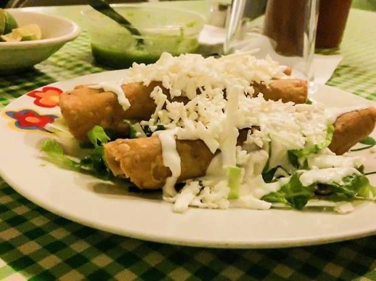 Acércate a la cocina del Valle del Anáhuac