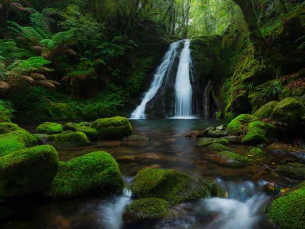Cascade Waterfall Pass New England National Park
