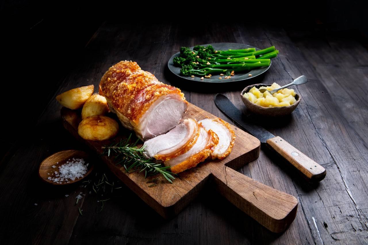 Enjoy hot and crispy roast pork with Australia's first takeaway crackle packs