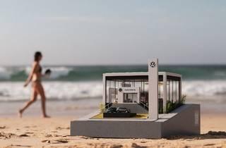 Volkswagen World's Smallest Dealership