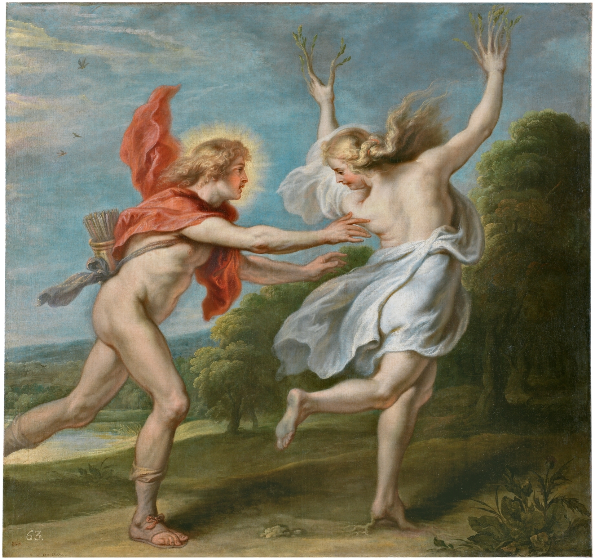 Arte y mito: los dioses del Prado