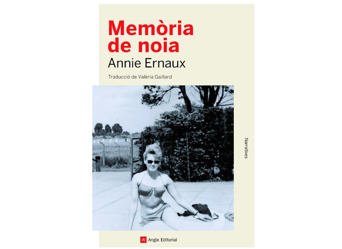 'Memòria de noia', d'Annie Ernaux