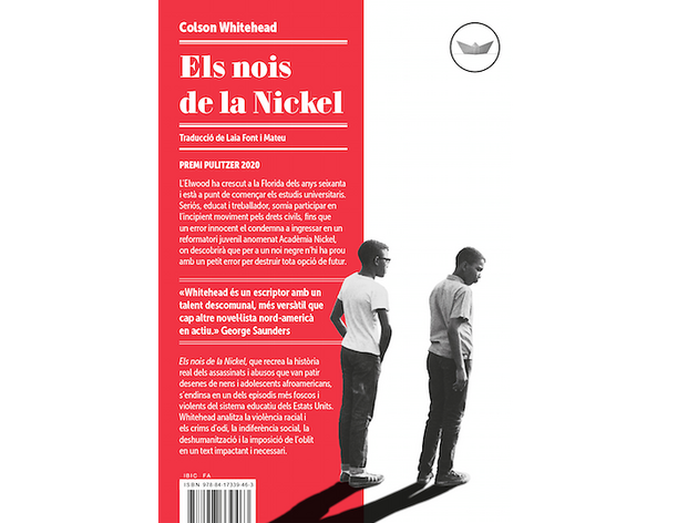 'Els nois de la Nickel', de Colson Whitehead