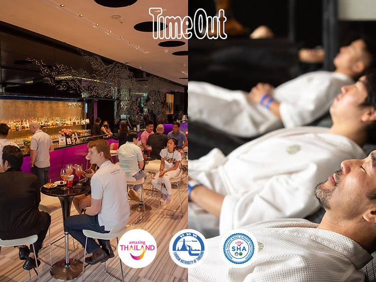 Time Out Weekend อีเวนต์ที่เราตั้งใจพาทุกคนกลับไปสนุกกับชีวิตในแบบของตัวเองอีกครั้ง