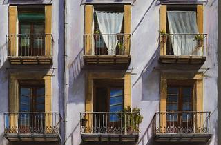 'Barcelona, la ciutat del silenci' s'exposa a la Galeria Jordi Barnadas