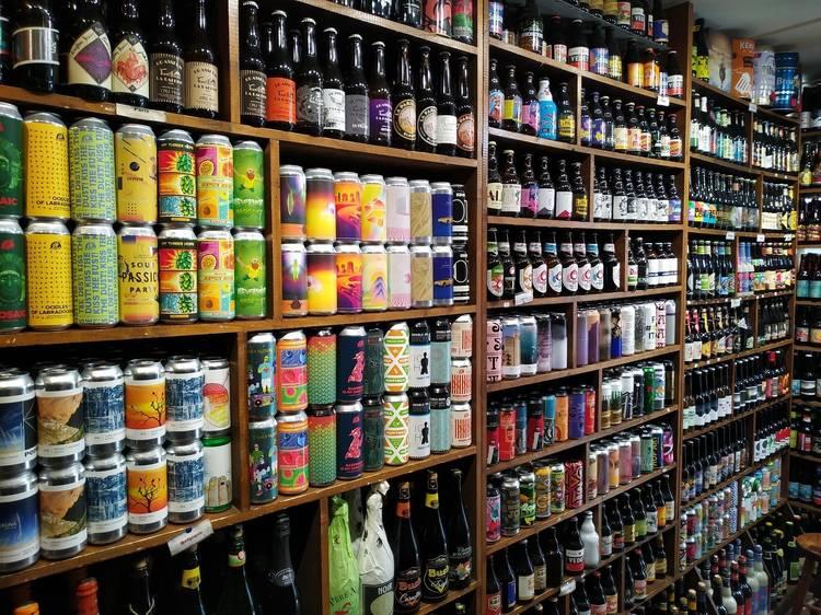 Belgo-franco-anglo-saxon : Paris Saint Bière