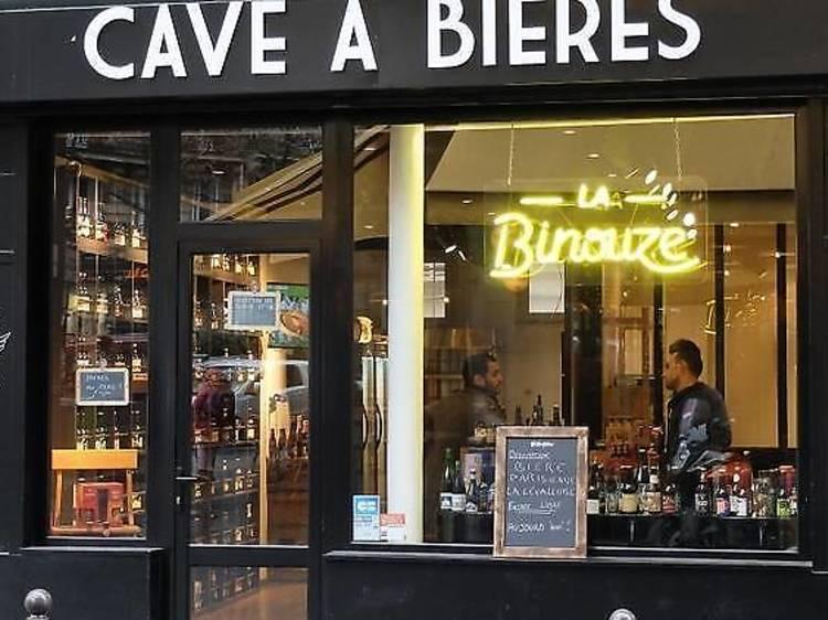 Exhaustif : La Binouze