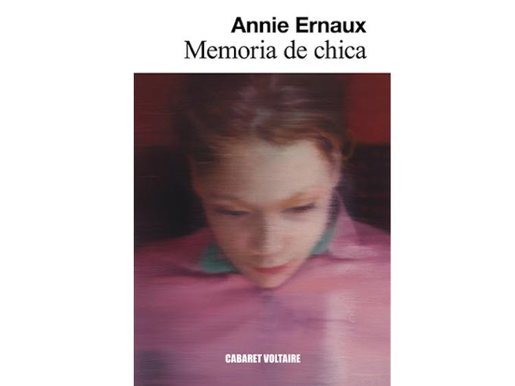 'Memoria de chica', de Annie Ernaux