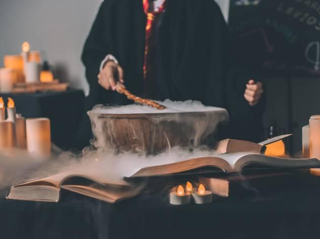 Roteiro mágico para Potterheads