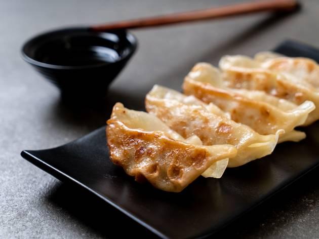 Ración de dumplings