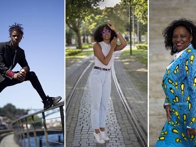 Presente! Africanos e afrodescendentes no Porto