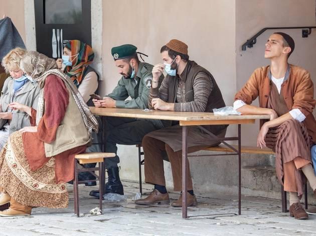 "Dubrovnik's latest international film production: ""Oslo"""