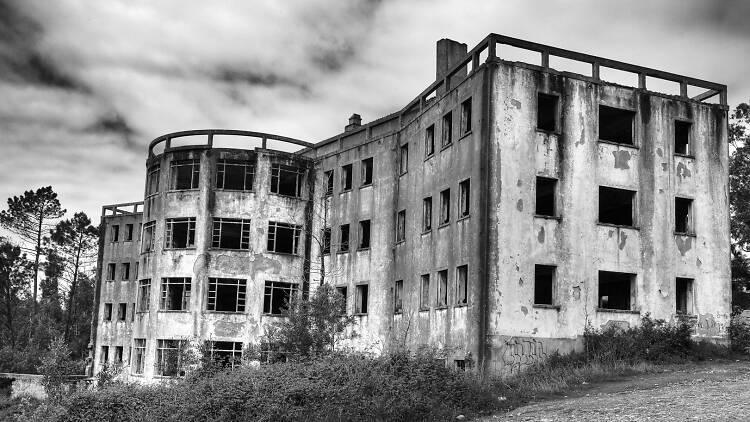 Sanatório de Mont'Alto em Valongo