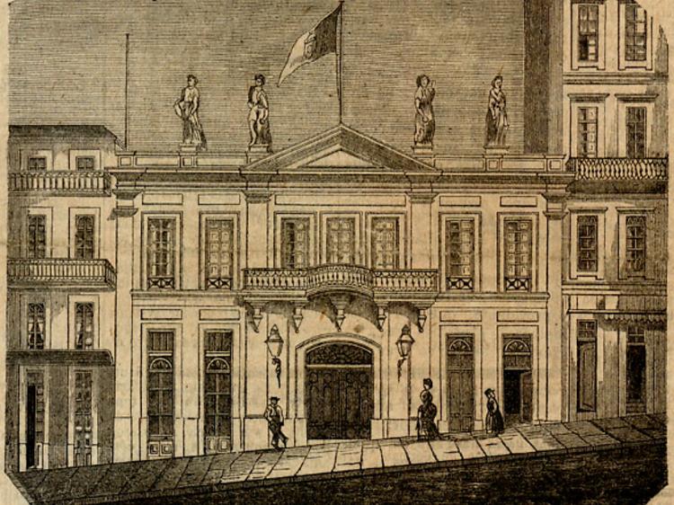 Teatro Baquet no Porto