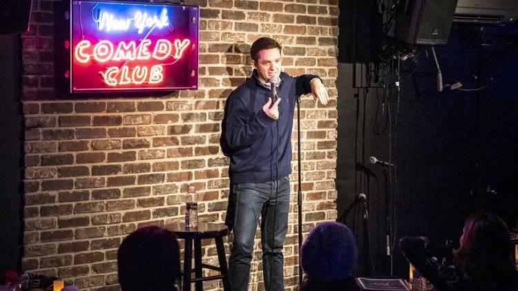 ny comedy club show