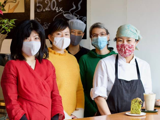 La pâtisserie Fous Desserts récidive avec l'événement «Saveurs du Japon» !