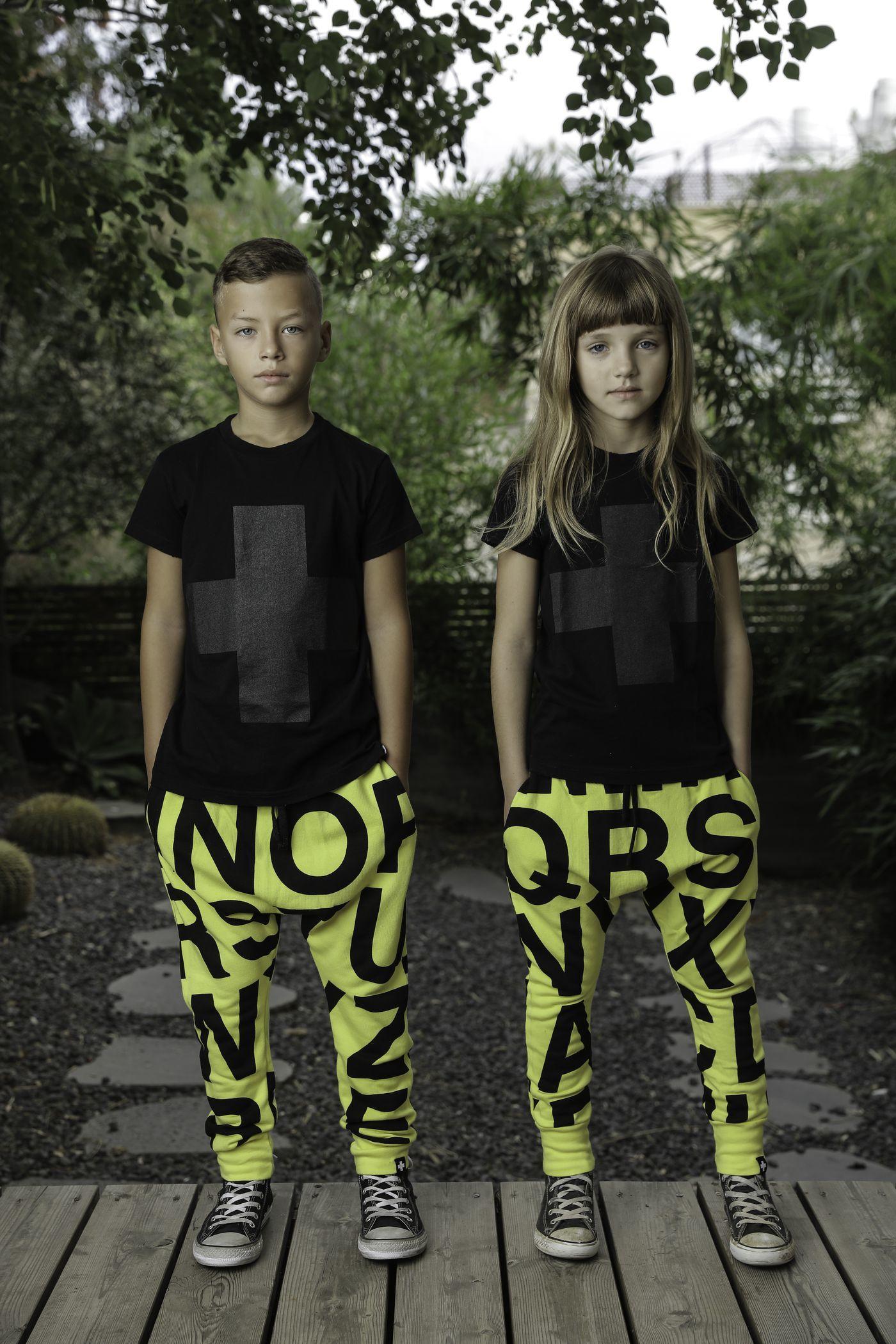 Ropa genderless para niños