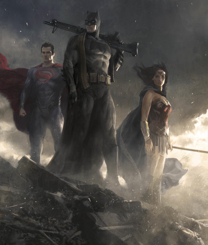 BatmanVSuperman:Dawn of Justice,2016