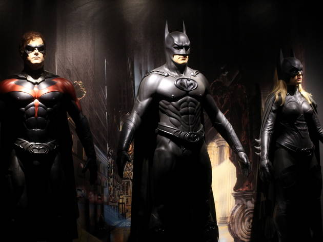A DC Comics exhibition is coming to Hong Kong this December