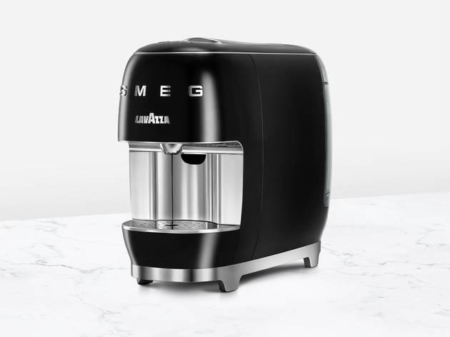 Lavazza Smeg A Modo Mio Capsule Coffee Machine