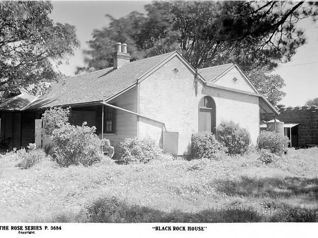 Black Rock House