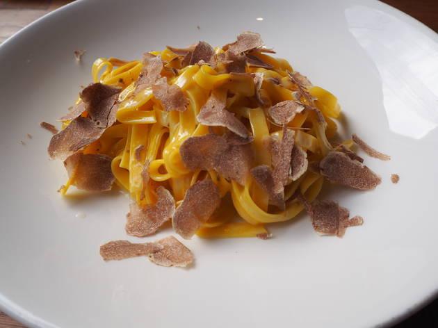 Traditional Home-made Egg Tagliatelle (DiVino, DiVino Patio, Spasso)