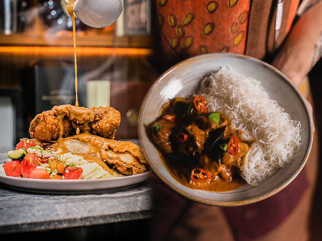 Hungry? Head to these bars for dinner instead