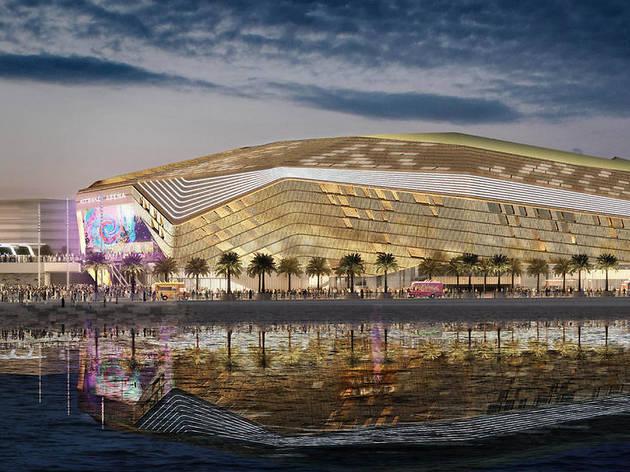 Etihad Arena