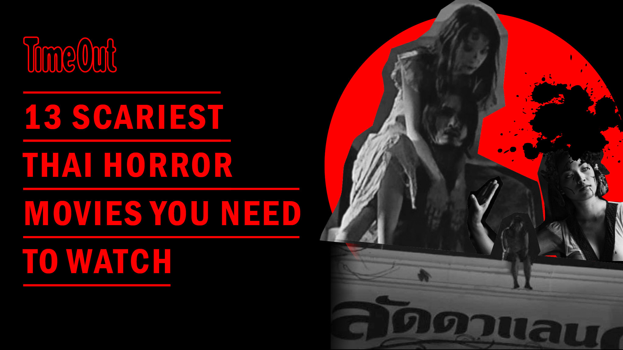13 scariest Thai horror movies you need to watch