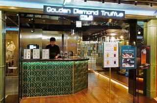 Golden Diamond Truffle