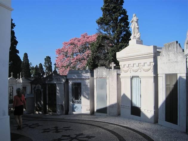 cemitérios de Lisboa