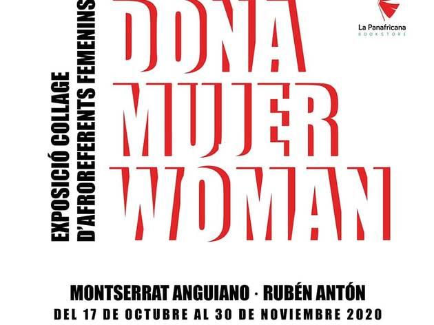 La Panafricana exposa 'Dona, mujer, woman'
