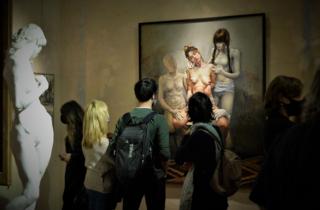 El MEAM acull l'exposició 'Eros, el teu cos com a excusa'