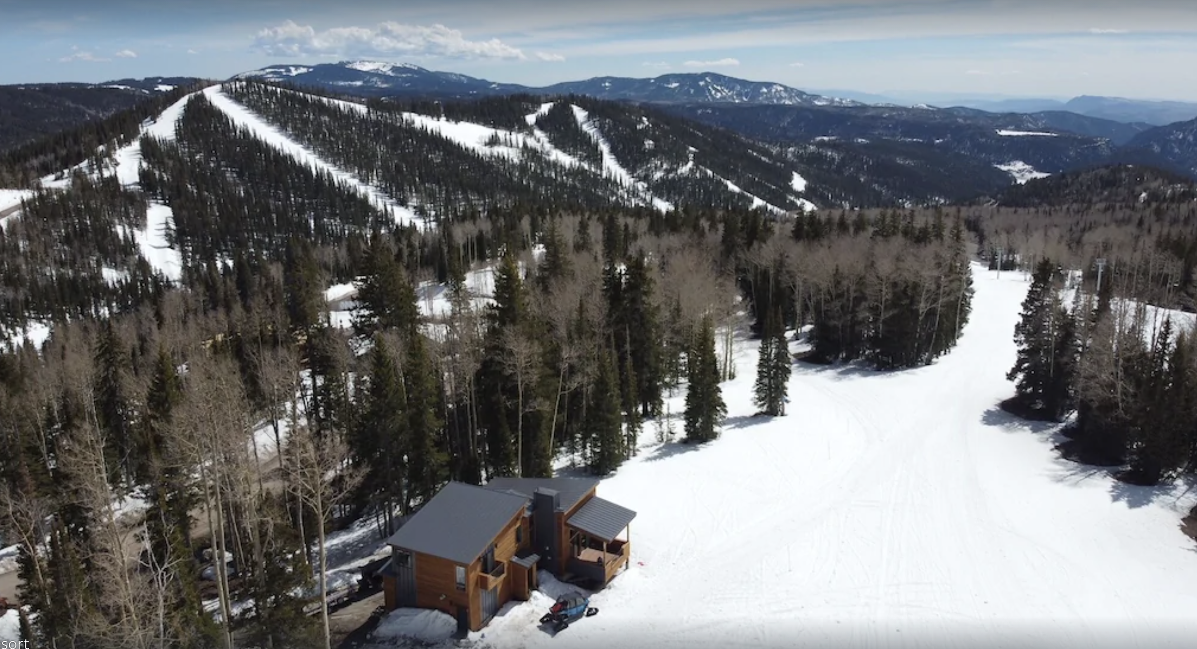 You can rent out an entire mountain in Utah for a mere $100 per night