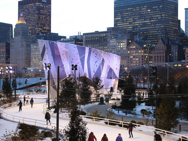 Photograph: Courtesy Maggie Daley Park