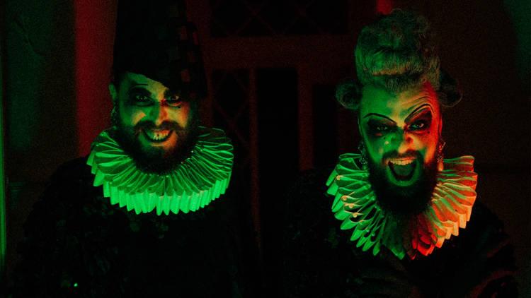 Música, Performance, Venga Venga, Halloween